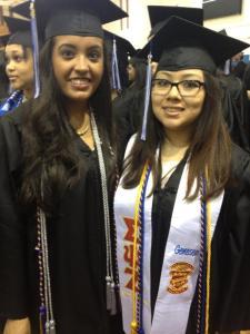 graduating sister